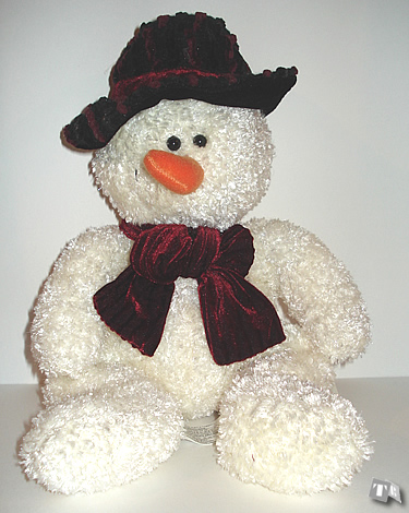 """Freezy"", Sparkly Snowman - Large"